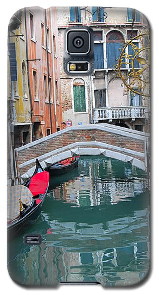 Venice Canal And Buildings Galaxy S5 Case