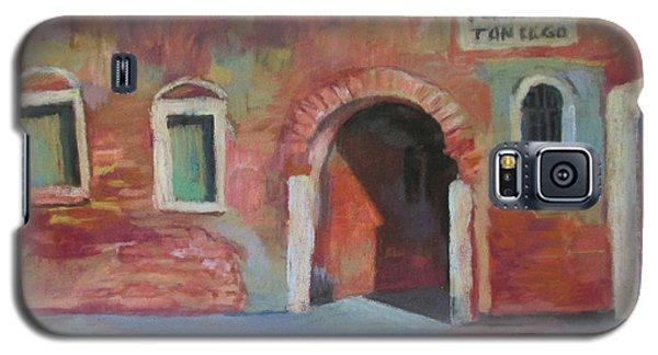 Venice Doorway Galaxy S5 Case