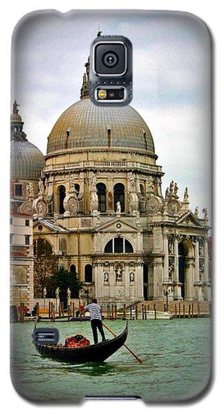 Venice Gondola Galaxy S5 Case by Henry Kowalski