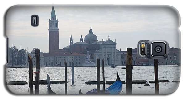 Galaxy S5 Case featuring the photograph Venice Grand Canal by Kristine Bogdanovich