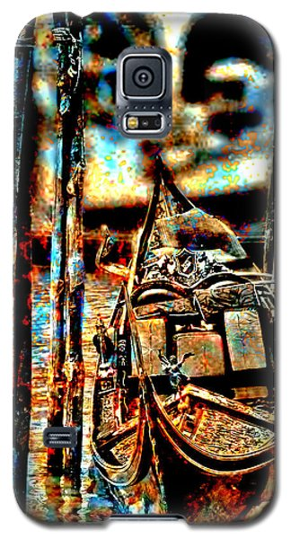 Venice In Grunge 3 Galaxy S5 Case