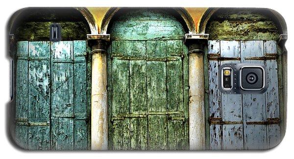 Venice Italy 3 Doors Galaxy S5 Case