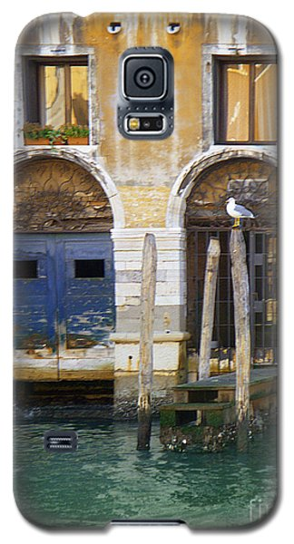 Venice Italy Double Boat Room Galaxy S5 Case