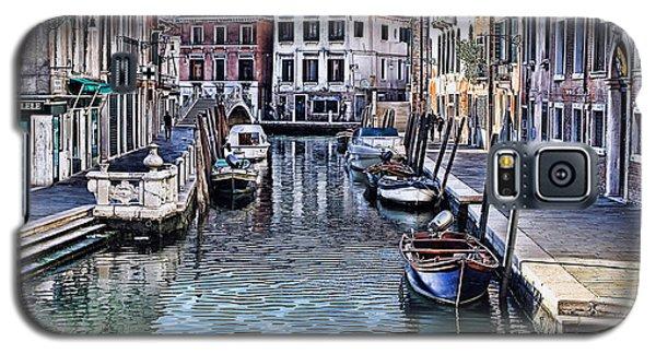 Venice Italy Iv Galaxy S5 Case by Tom Prendergast