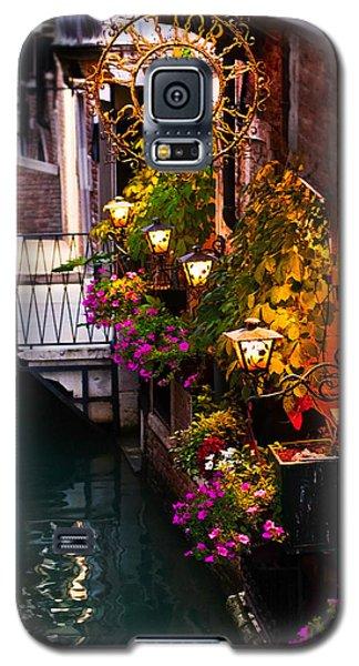 Venice Italy Tratoria Galaxy S5 Case