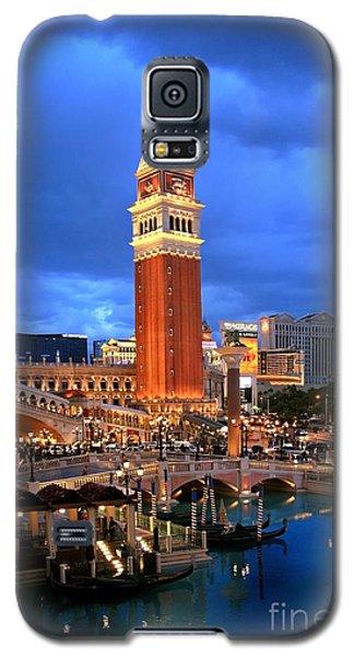 Venice Las Vegas Galaxy S5 Case