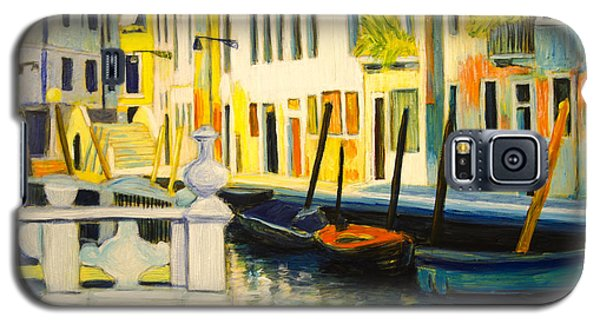 Venice Remembered Galaxy S5 Case by Ron Richard Baviello