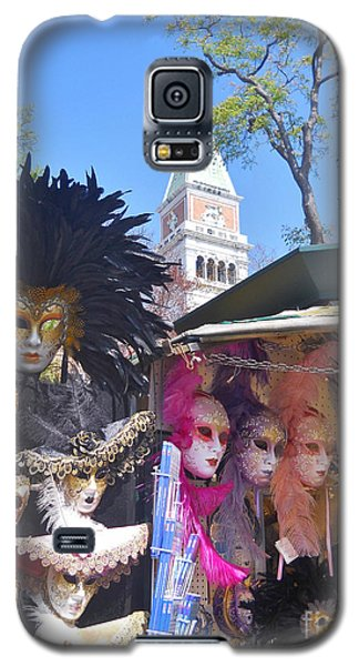Galaxy S5 Case featuring the photograph Venice Series 1 by Ramona Matei