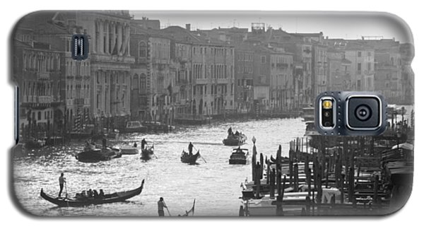 Galaxy S5 Case featuring the photograph Venice Grand Canal by Silvia Bruno
