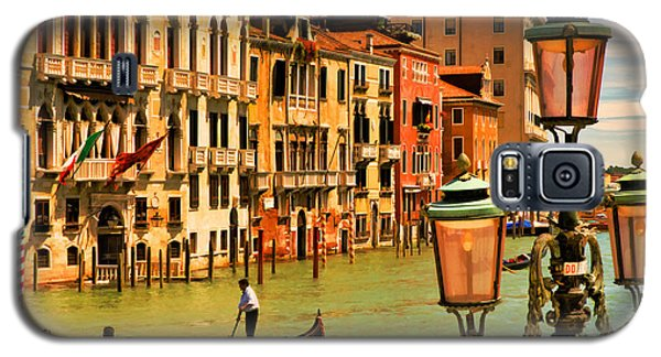 Venice Street Lamp Galaxy S5 Case