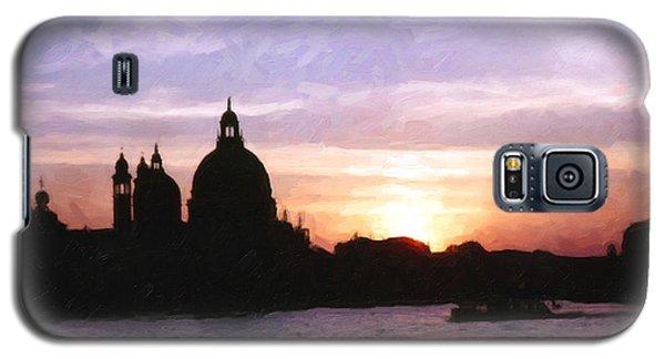 Venice Sunset Galaxy S5 Case