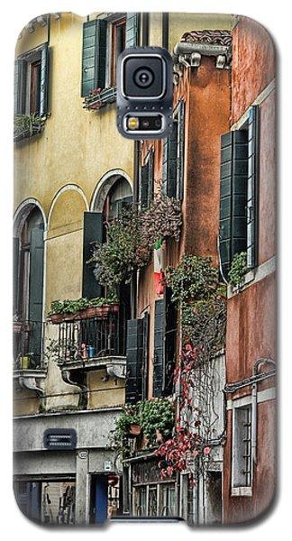 Windows In Venice  Galaxy S5 Case