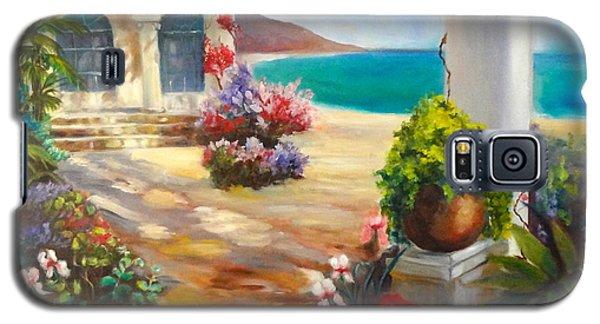 Venice Villa Galaxy S5 Case by Jenny Lee
