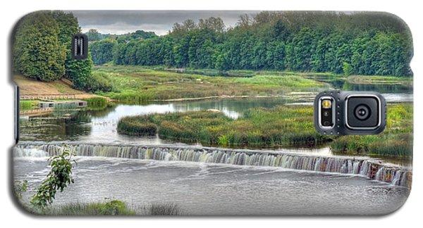 Venta Waterfall Kuldiga Latvia Galaxy S5 Case