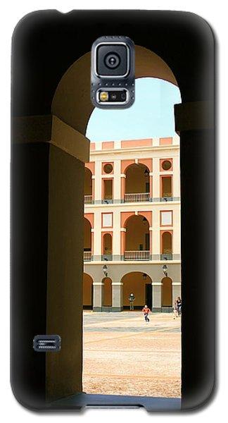 Ventana De Arco Galaxy S5 Case