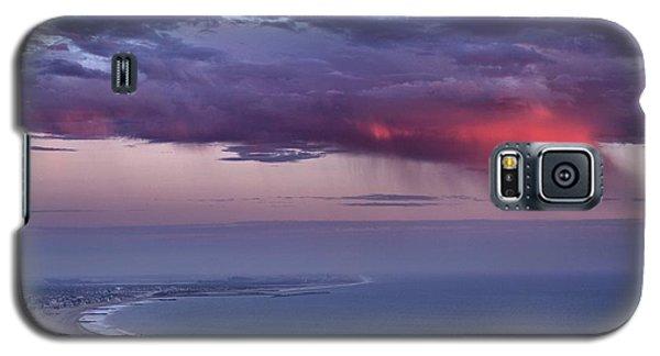 Galaxy S5 Case featuring the photograph Ventura Beach by Michael Gordon