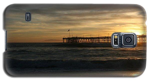 Ventura Pier 01-10-2010 Sunset  Galaxy S5 Case