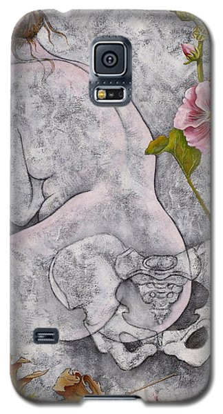 Galaxy S5 Case featuring the painting Venus by Sheri Howe