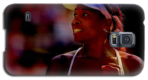 Venus Williams Galaxy S5 Case by Marvin Blaine