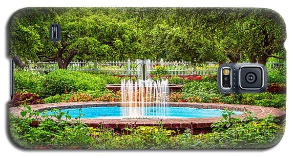 Verdant Garden Galaxy S5 Case