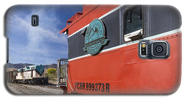 Verde Canyon Railway Caboose Galaxy S5 Case