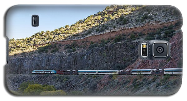 Verde Canyon Railway Landscape 1 Galaxy S5 Case