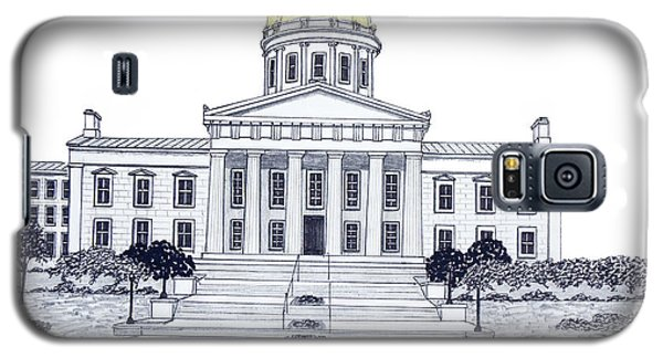 Vermont State House Galaxy S5 Case