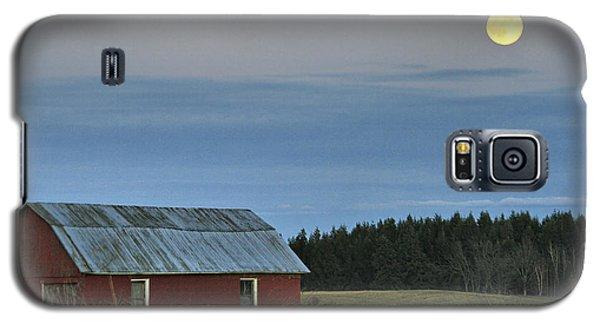 Vermont Full Moon Galaxy S5 Case