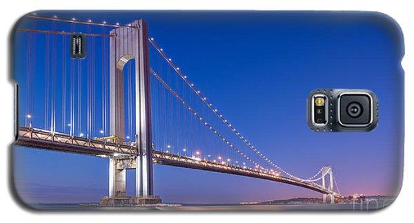 Verrazano Bridge Before Sunrise  Galaxy S5 Case