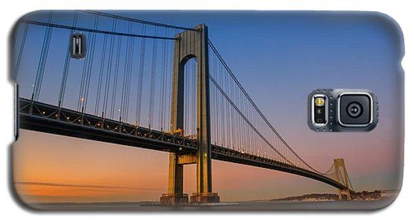 Verrazano Bridge Sunrise  Galaxy S5 Case