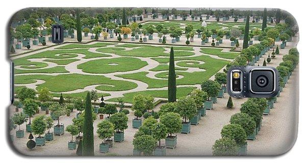 Versailles Garden Galaxy S5 Case