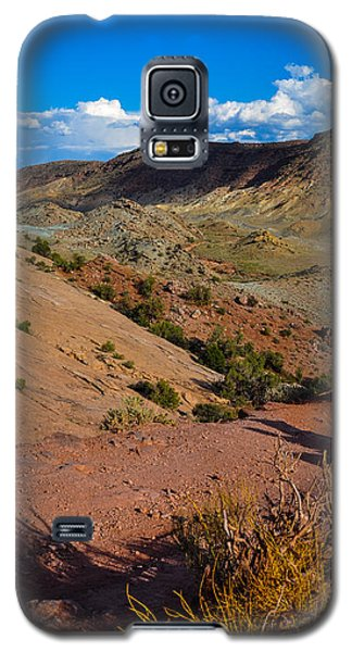 Vertical View Galaxy S5 Case