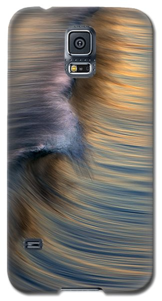 Vertical Wave  Mg0420 Galaxy S5 Case