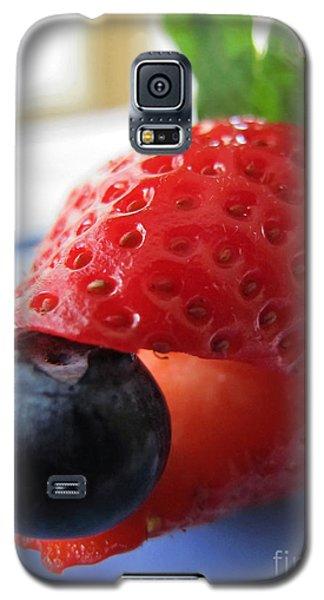 Very Berry Galaxy S5 Case