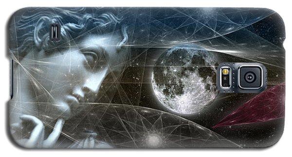 Vestal Moon Galaxy S5 Case by Rosa Cobos
