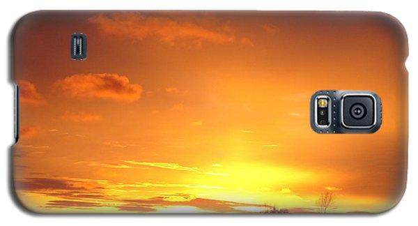 Veterans Day Glory Galaxy S5 Case by J L Zarek