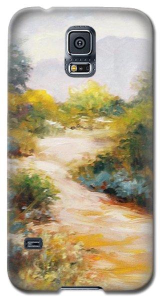 Veterans Park Pathway Galaxy S5 Case