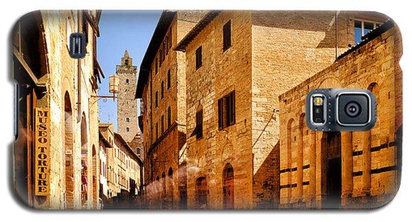 Via San Giovanni Galaxy S5 Case