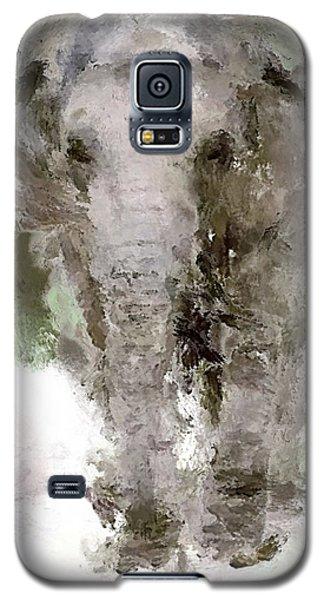 Vibrant Elephant Galaxy S5 Case