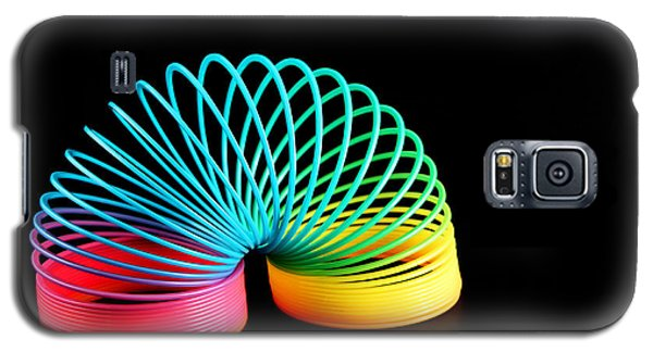Galaxy S5 Case featuring the photograph Vibrant by Lawrence Burry