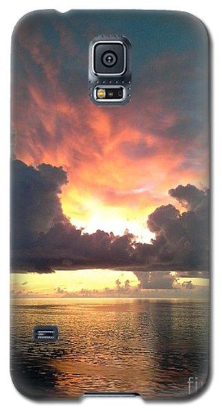 Vibrant Skies 2 Galaxy S5 Case