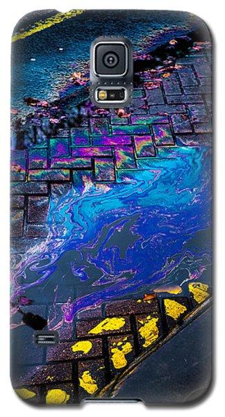 Vibrant Street Colors Galaxy S5 Case