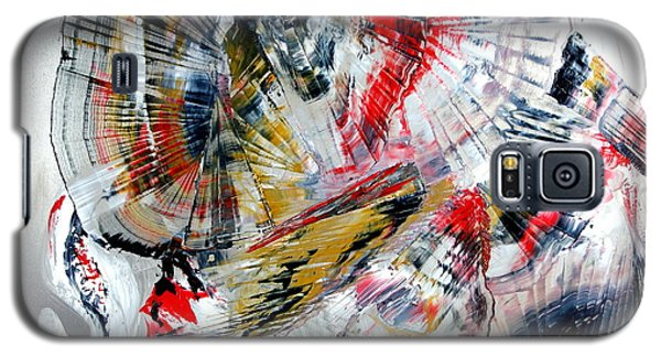 Vibrations Galaxy S5 Case by David Hatton