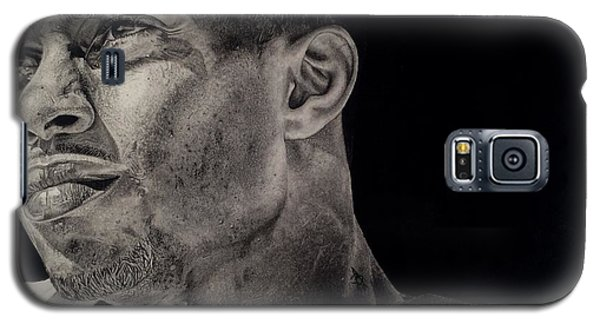 Victor Cruz Drawing Galaxy S5 Case