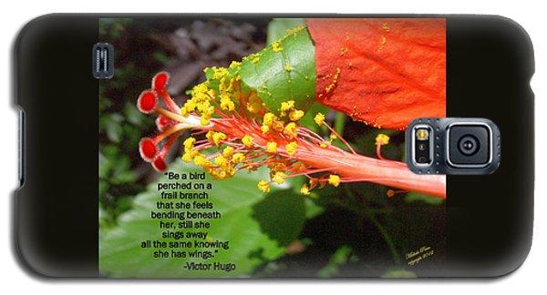 Victor Hugo Galaxy S5 Case
