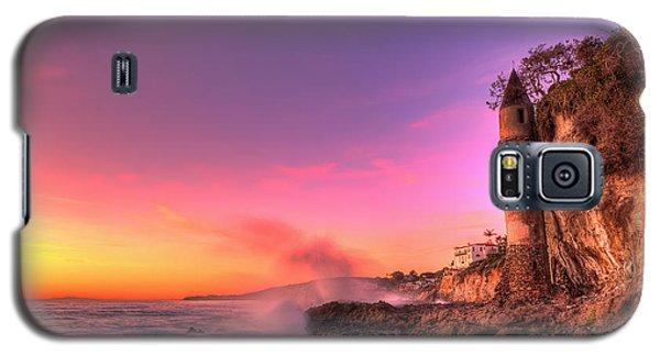 Victoria Beach At Sunset Galaxy S5 Case