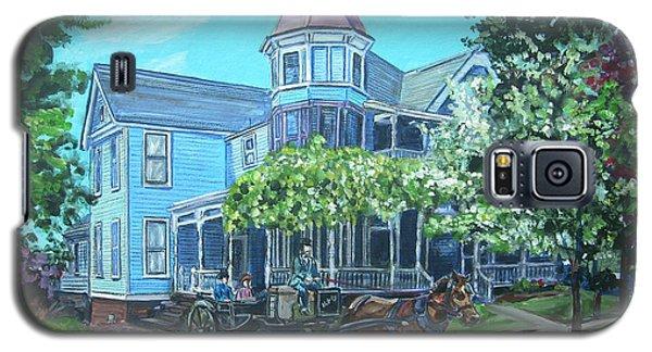 Victorian Greenville Galaxy S5 Case by Bryan Bustard