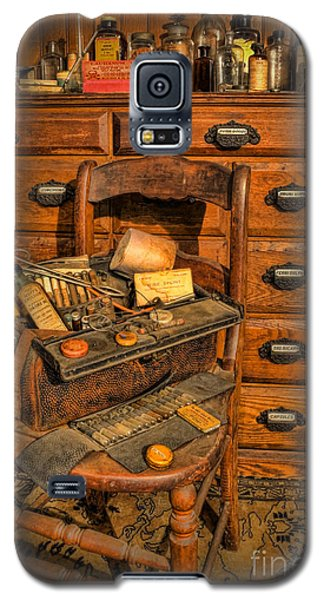 Victorian House Call Bag - Doctor Galaxy S5 Case