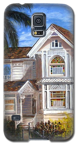Victorian House Galaxy S5 Case by LaVonne Hand