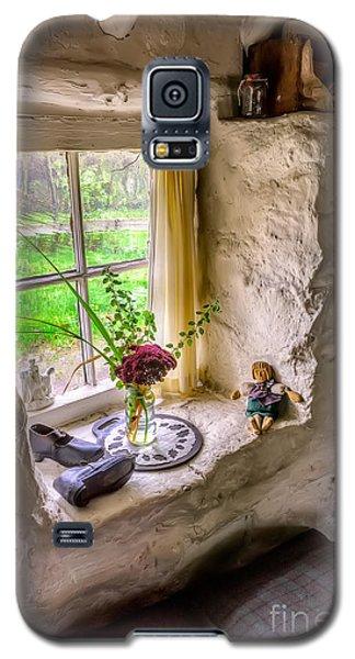 Victorian Window Galaxy S5 Case by Adrian Evans